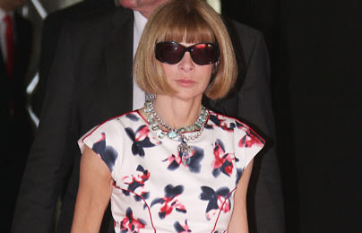 Anna Wintour US Vogue