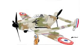 Morane Saulnier 406 Bimotor