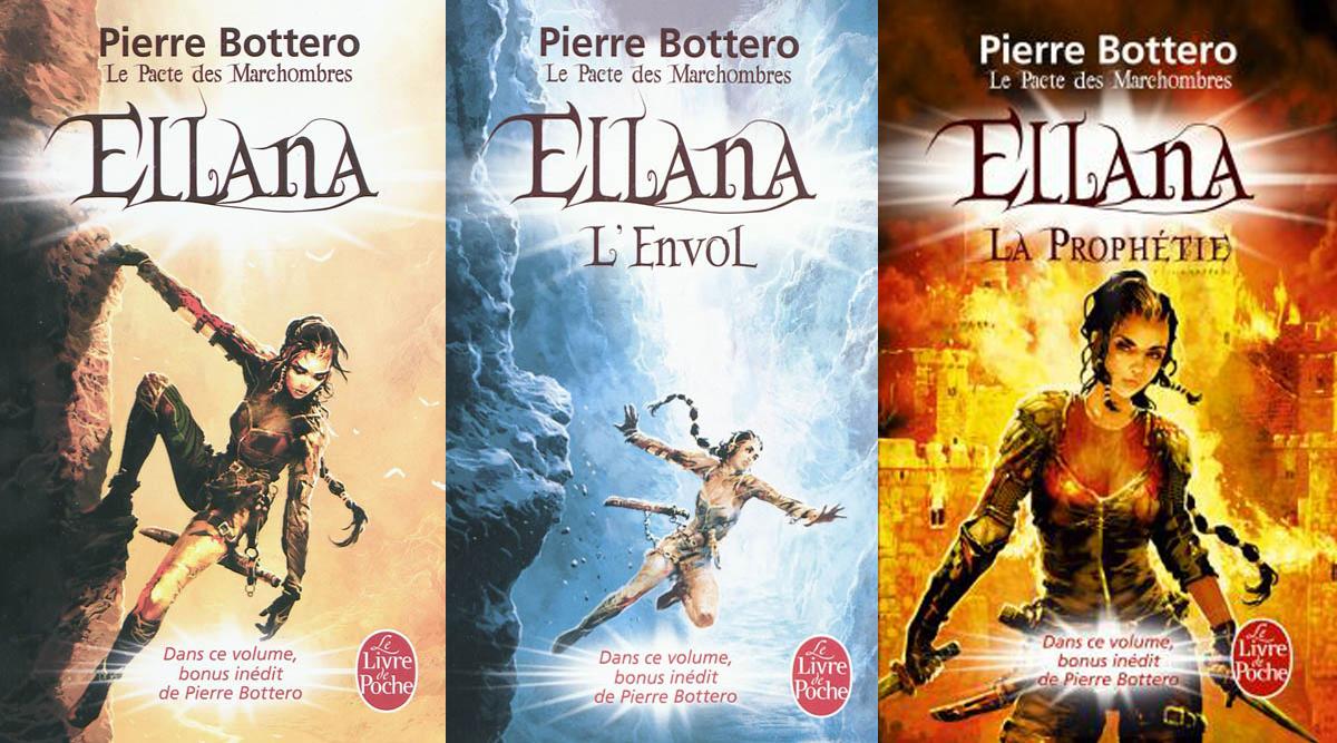 LIVRE : Ellana de Pierre Boterro Ellana_couv_lgf123