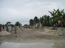 Haiti mud