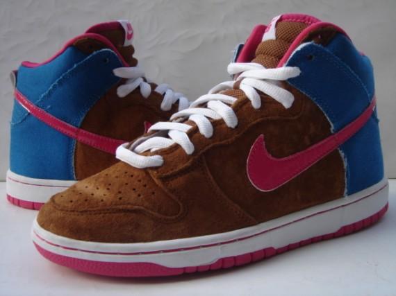 sports shoes 4f0c7 5764f Nike Dunk Hi