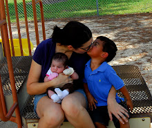 Jordan, Claire & Mommy