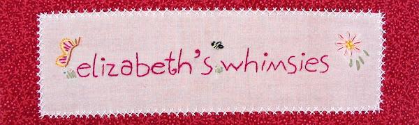 Elizabeth's Whimsies