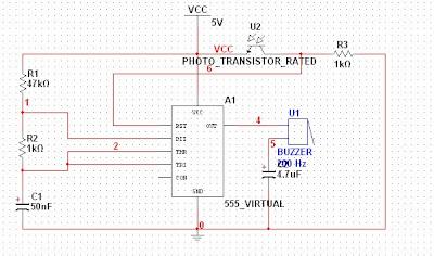 Dibujo electronico unidad ii tarea 1 - Detector de luz ...