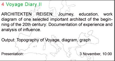 EAD | ASG 2010-11-03 Design Methods #4 Architekten Reisen – Final Diagram