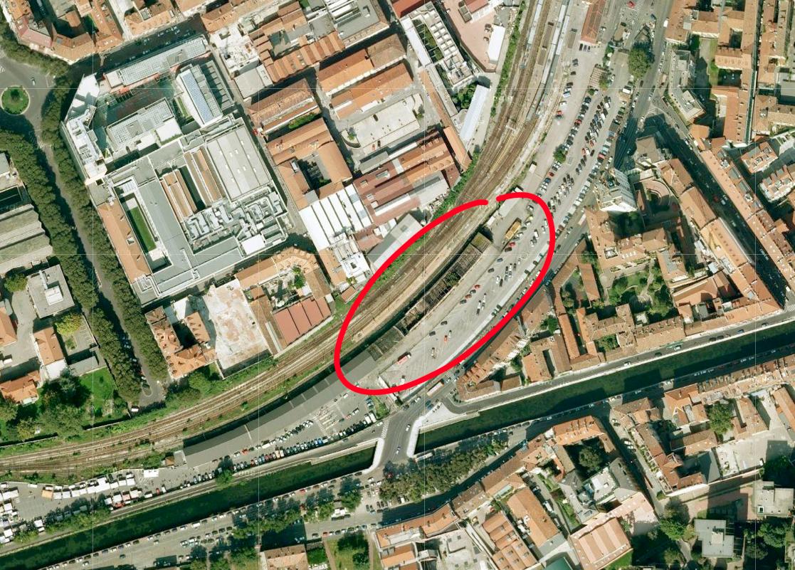 Skymino milano stazione di porta genova rivisitata - Carabinieri porta genova milano ...