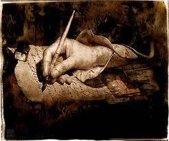 Eu... Poeta...                04/ Outubro, dia Do Poeta...