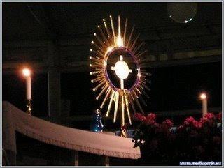 Adoration in Medjugorje 02.08.2012 [PL] - YouTube