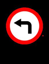 Obedeça a sinalização!