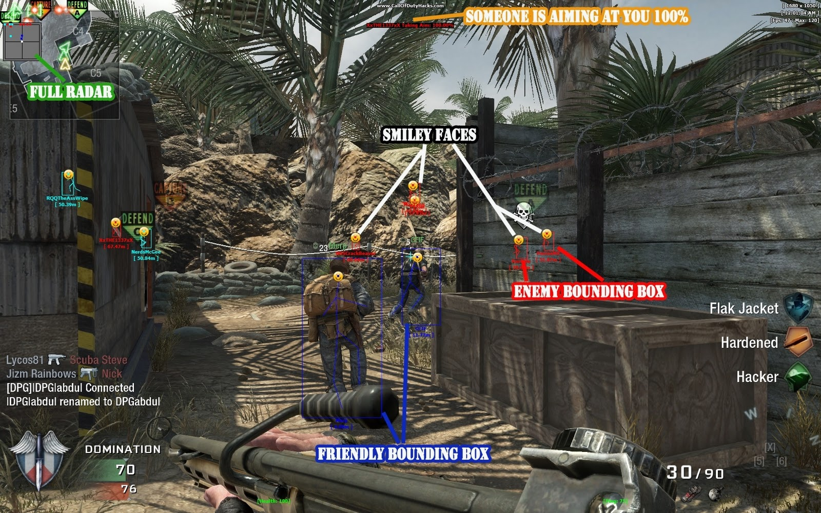 Call of duty black ops hack released