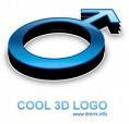 Cool 3D Logo
