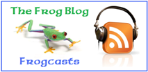 Frog Blog Podcasts