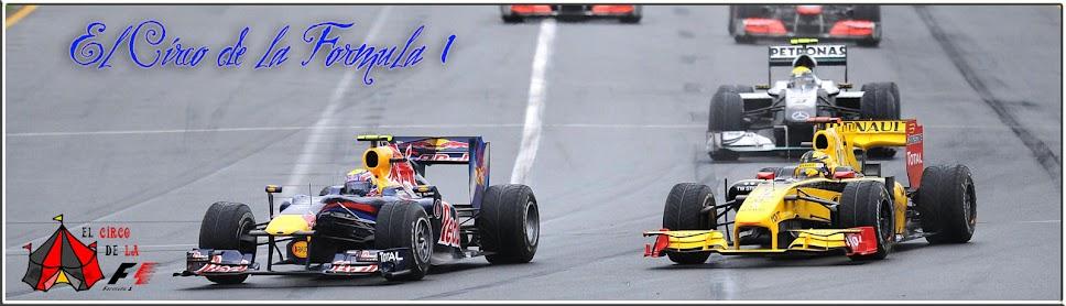 El Circo de la Fórmula 1