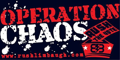 operation chaos, rush limbaugh