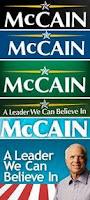 john mccain logo branding