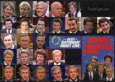 snl saturday night live presidents clinton bush
