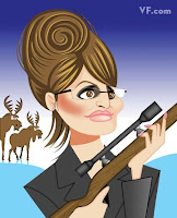sarah palin, alaska, hunting, wasilla, vanity fair