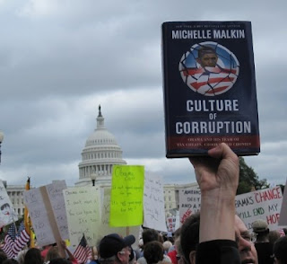michelle malkin, book, protest, washington