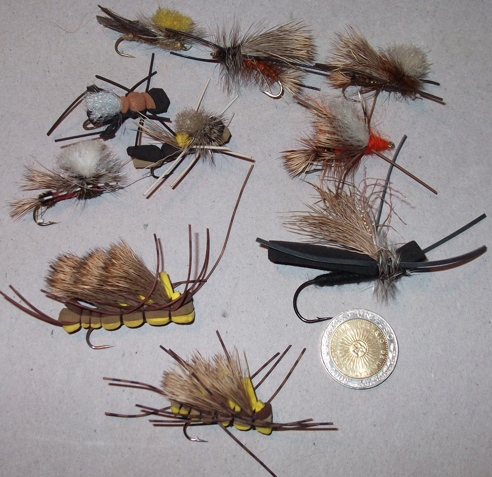 First cast fly fishing fly fishing patagonia argentina for Fly fishing nymphs