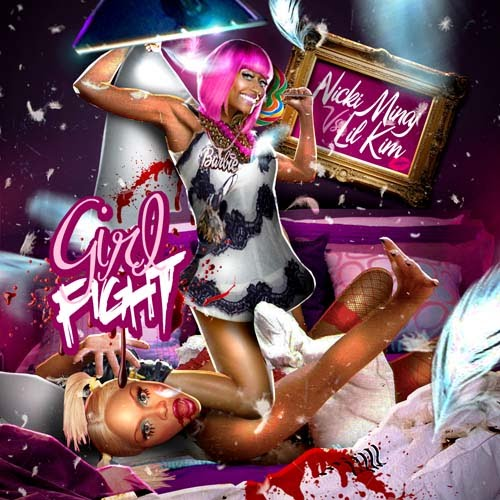 Nicki Minaj. 1. Girlfight Intro. 2. Drake Speaks On Lil Kim Hating