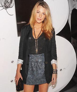 blake lively fashion style. Blake Lively/Serena Van Der