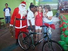 NATAL FELIZ MOCAJUBENSE