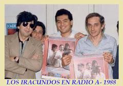 LOS IRACUNDOS 1988