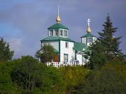 Russian Orthodox Church~Old Ninilchik Village