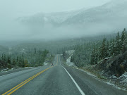 BC snow~Sept. 7, 2009
