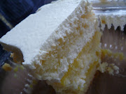 THE lemon/creme cake...a party in your mouth!