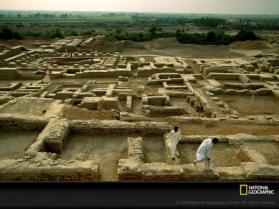 Mohenjo Daro and Harappa