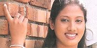 Sri Lankan Upcoming young actress