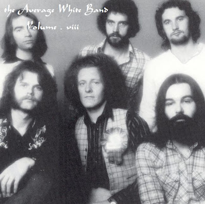 AVERAGE WHITE BAND 1980 VOLUME VIII