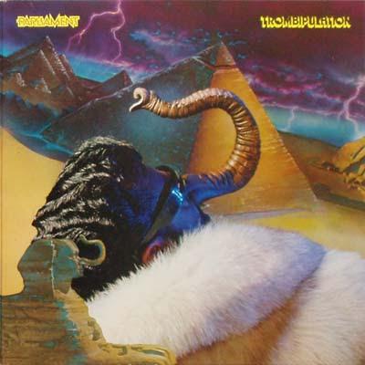 Parliament - Trombipulation album cover