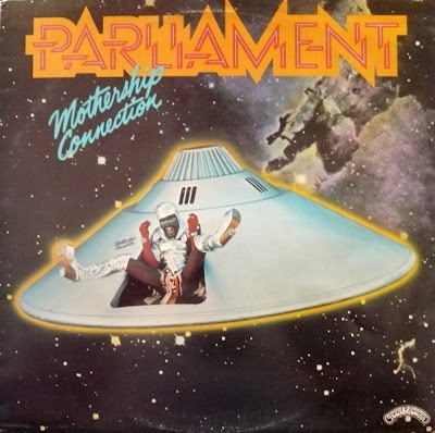 parliament funkadelic, george clinton, mothership connection, album