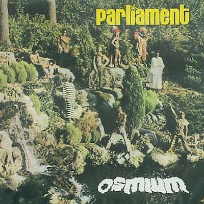 parliament funkadelic, george clinton, osmium, album