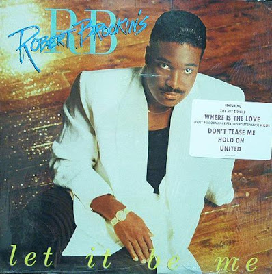 Robert Brookins - Let It Be Me (1988)