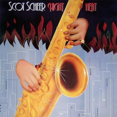 Scot Scheer - Night Heat (1987)