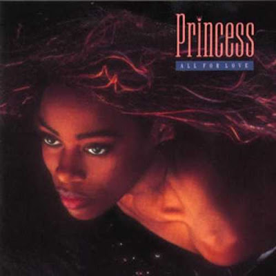 Princess - All For Love  *** 1987