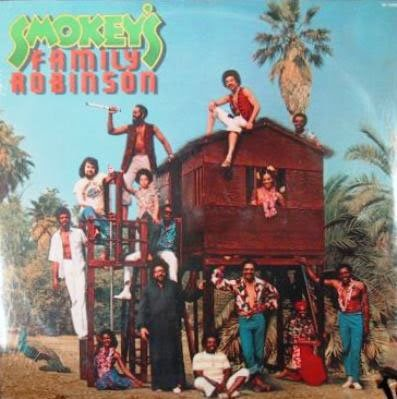 Bentleyfunk Smokey Robinson Smokeys Family Robinson