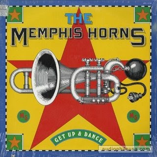 Memphis Horns - Get Up And Dance (1977)