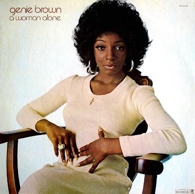 Genie Brown A Woman Alone