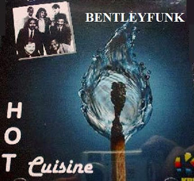 Cover Album of HOT CUISINE / 1982 / HOT