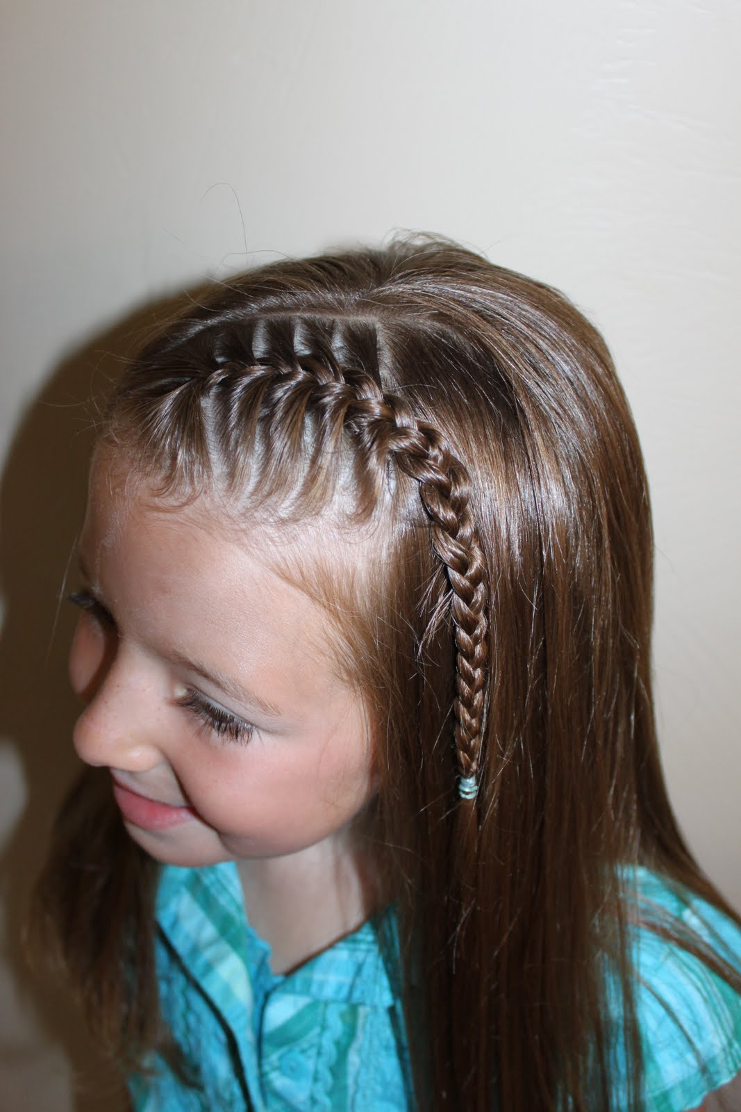 Braided Bangs Hairstyles Hairstyles For Girls The Wright Hair Braided Bangs 1