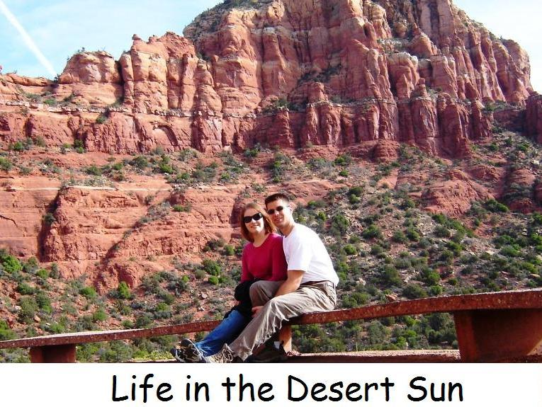 Life in the Desert Sun