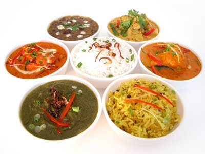 Delhi commonwealth games 2010 varities of food in the for 5 star indian cuisine