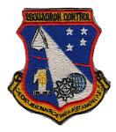 Grupo Técnico I -  Distintivo del Escuadrón Control: