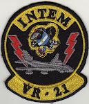 Grupo de Guerra Electronica - Operador de a bordo INTEM, avión Boeing - 707 (VR-21):