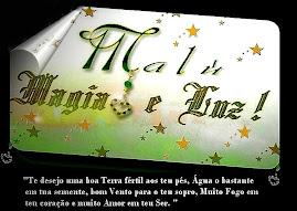 Blog Malu, Magia e Luz