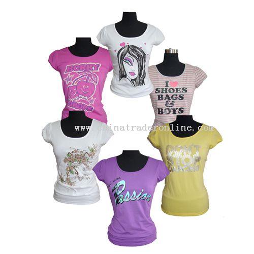 Clothing refence custom printed t shirts designsreference for Custom printed t shirt